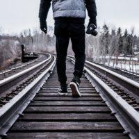 railroad-tracks-compressor